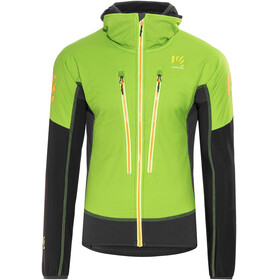 Karpos Alagna Plus Jacket Men apple green/black